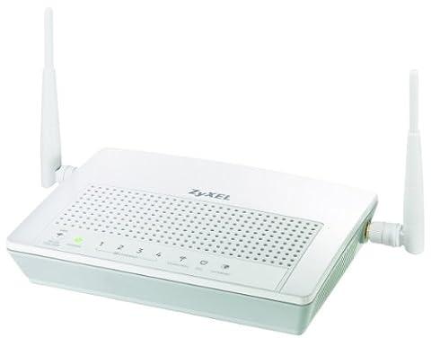 ZyXEL Prestige 660HN Routeur sans fil DSL commutateur 4 ports 802.11b/g/n (draft 2.0) Ordinateur de bureau