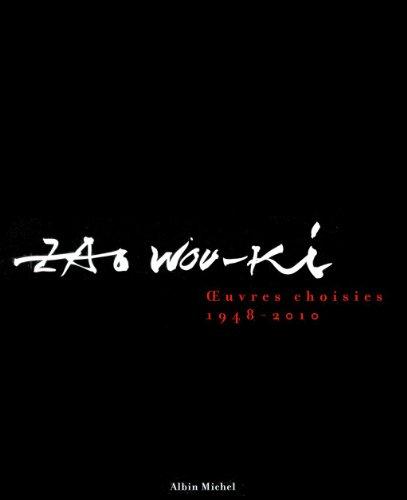 Coffret Zao Wou-Ki : 3 volumes