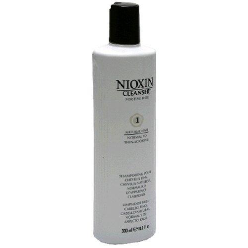 Wella Nioxin Cleanser System 1 Shampoo, 1er Pack (1 x 300 ml) -