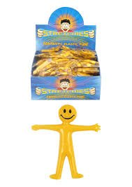 12 x Smiley Extensibles