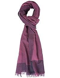 c71aa468bf3 Gotby - Echarpe - Homme Rose rosé Taille Unique