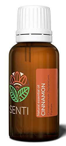 CANNELLA Olio Essenziale Naturale 30ml per Massaggi Aromat