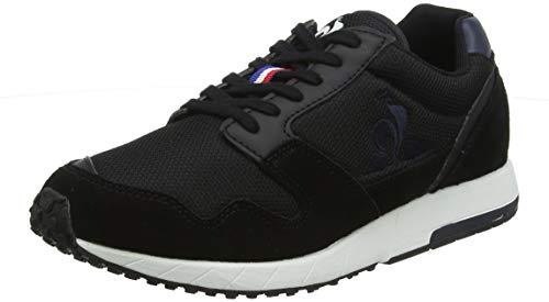 Le Coq Sportif JAZY Sport, Zapatillas para Hombre, Negro (Black/Ebony Black/Ebony), 42...