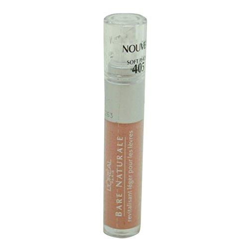 L'oreal Bare Naturale Gentle Lip Conditioner #405 Soft Peach
