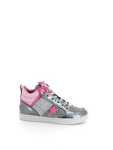 Lelli Kelly 6404 Sneakers Bambino Eco-pelle Grigio vernice Grigio vernice 25