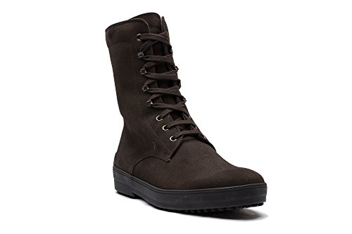 <span class='b_prefix'></span> Tod's Men's Suede Sivaletto Winter Gommini Boot shoes and boots Brown
