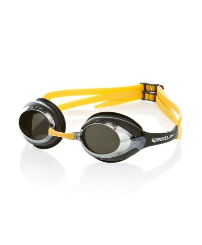 Speedo Merit Sonnenbrille Natation-Noir/Smoke