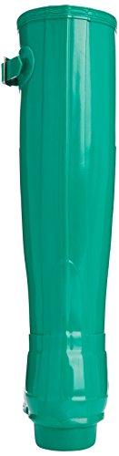 Hunter Original Gloss, Doublure froide Cuissardes haut femme vert (Jade)