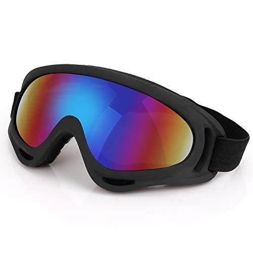 Winner Trip Motorrad - Motocross Brillen, Schutz Winddichte staubdichten Outdoor - ski - Brille für Frauen und Kinder. (Farbe)