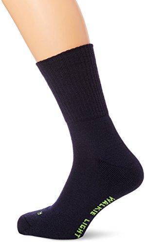 FALKE Herren Socken Walkie Light, Blau (Marine 6120), 44/45