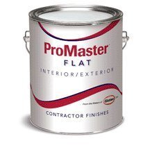 Glidden Mpn6402-01 Promaster Contractor Interior/exterior Latex Flat