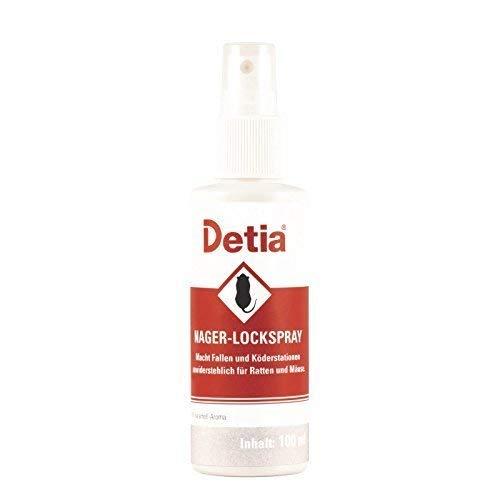 Detia - Rongeurs Lockspray - 100 ML