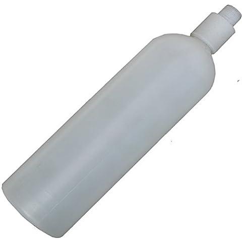 Acquaflux per forare con frese mediante l'utilizzo dell'acqua. Ideale per forare ad umido marmo, granito, gres porcellanato, vetroresina, fragranite - serbatoio acqua