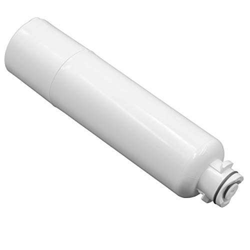 vhbw Wasserfilter Filterkartusche Filter passend für Samsung RF23J9011SR, RF24.-Series (French Door), RF24FSEDBSR Side-by-Side Kühlschrank