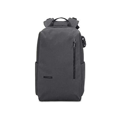 Pacsafe - Intasafe Backpack, Rucksack mit Anti-Diebstahl Details für Damen und Herren, Daypack mit Diebstahlschutz, Tasche mit Sicherheits...