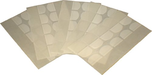 hefty-index-plastic-tabs-removable-1x1-1-250-pkwhite-sold-as-1-package