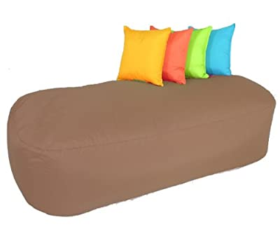 5FT BEANBAG SOFA - Indoor / Outdoor Giant Bean bag