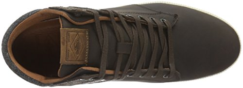 Oneill Raybay Lx Leather, Chaussures Marron Pour Homme (braun (brun Foncé D19))