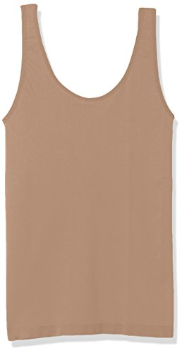 Ahh By Rhonda Shear Damen-BH mit Trägerhose, nahtlos, Übergröße - Beige - X-Groß (Rhonda Damen Shear)