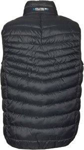 Killtec Teppo veste synthétique sans manches Noir