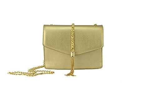 Hope , Sac pour femme à porter à l'épaule - or - doré,