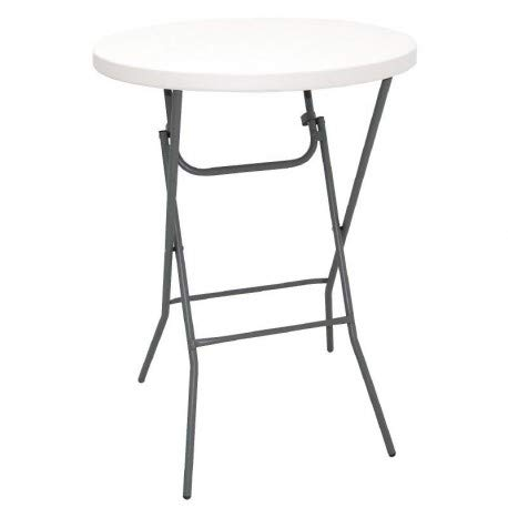 dl046 Bolero escamotable Poseur Table