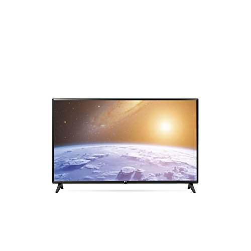 LG 43LJ594V - TV Full HD, triple tuner, Smart TV, Wifi, Nero, 43 pollici, 108 cm