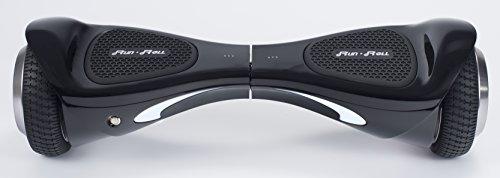 Run&Roll Smart Go Cool hoverboard 6.5″ 2 x 350W con altavoces Bluetooth color negro