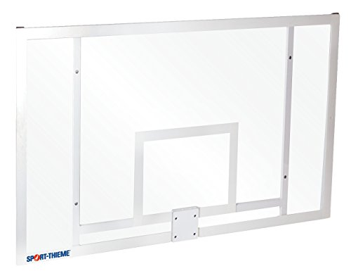 Sport-Thieme Basketball-Board aus Acrylglas, 180x105 cm, 30 mm