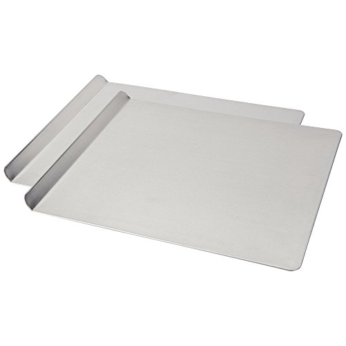 Image of AirBake Natural 2 Pack Cookie Sheet Set, 16 x 14 in by Bradshaw International