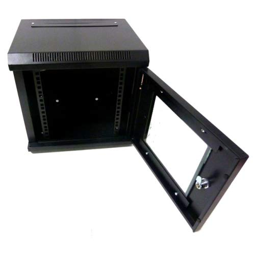 powergreen Armario Rack 10' 6U 31X28X37