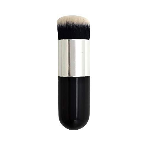 1 PC Brosse De Maquillage Pinceaux Cosmétiques Visage Nez BB Crème Poudre Liquide Fondation Outil Base De Maquillage
