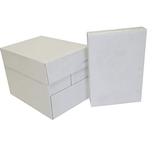Palucart carta a4 fogli a4 5 risme per fotocopiatrici stampanti 2500 fogli