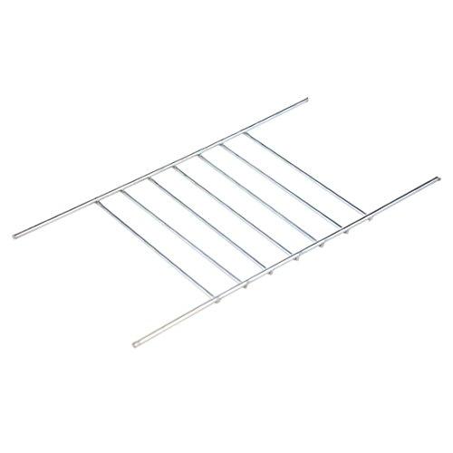 Preisvergleich Produktbild Vogelkaefig Ersatzteile - TOOGOO(R)Vogelbauer Tuer Reparatur Teile Zubehoer Metall Eisen Draht