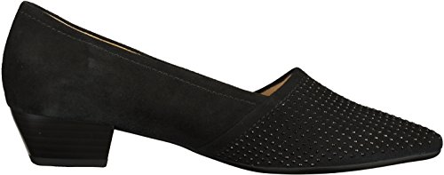 AZALEA GABOR LOW HEEL COURT Nero