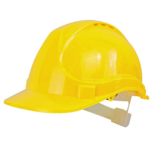 Scan PPESHY Casque de chantier Jaune