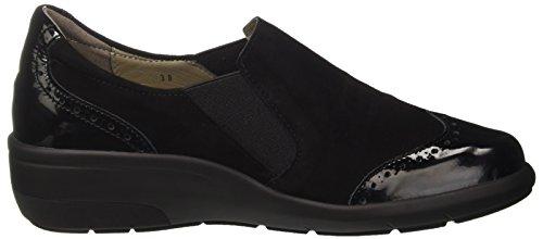 GRÜNLAND Sc3542, Sneaker a Collo Basso Donna Nero