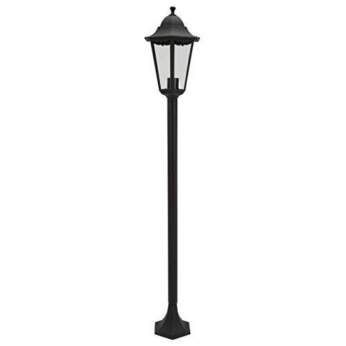 Lanterne Smartwares 5000.037 Classico - Aluminium/verre - Lanterne classique