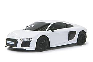 Jamara- Audi R8 Coche, Color Blanco (405101)