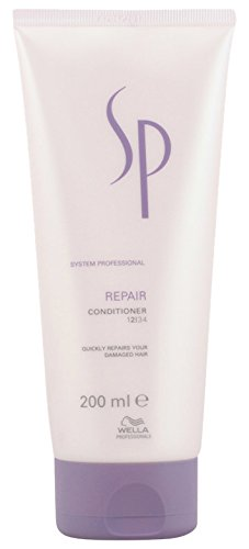 Wella SP Repair Anlage, 1er Pack (1 x 200 ml) (Repair Conditioner Sp)