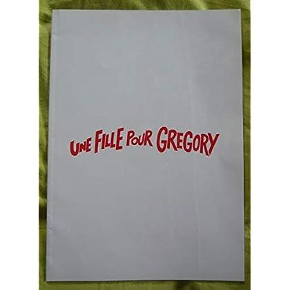 Dossier de presse de Une fille pour Gregory (1982), 12 pages recto (21 cm x 30 cm) de, film réalisé par Bill Forsyth avec John Sinclair Gordon, Dee Hepburn, Clare Grogan, - Bon état.