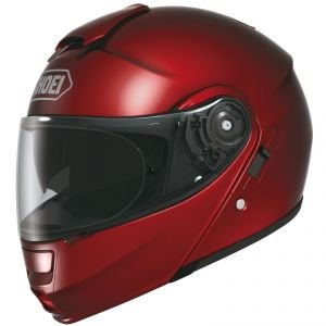Shoei Neotec Plain Red Wine - ORDEN ESPECIAL
