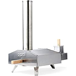 UUNI 3 Pizza Oven Cooking System One Size Silver