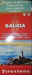 Mapa Galicia r-4 1:225000 (Spanish National & Regional Maps)