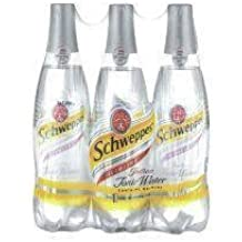 Schweppes Indian Slimline Tonic Water 3 X 1L by Coca-Cola