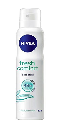 Nivea Fresh Comfort Deodorant For Women, 150ml