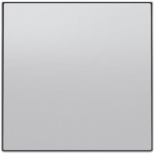 Niessen 8507 PL - Tapa Salida de Cable, Color Plata