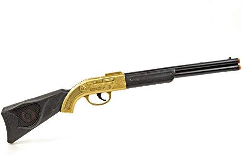 Kostüm Kind Nerd - Nerd Clear Cowboy Kinder Western Gewehr 50cm Kostüm Waffe Flinte Sniper Mexikaner