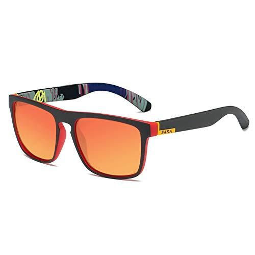 Sunglasseslifes Gafas de Sol polarizadas Aviator para Mujer para Hombre - Protección UV 400,C8