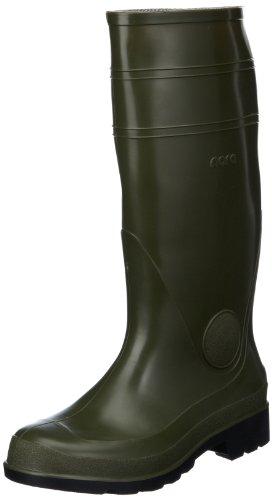 Nora Como 72016 Unisex - Erwachsene Gummistiefel Grün (oliv 26)